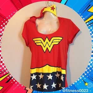 Tops - Wonder Woman tee